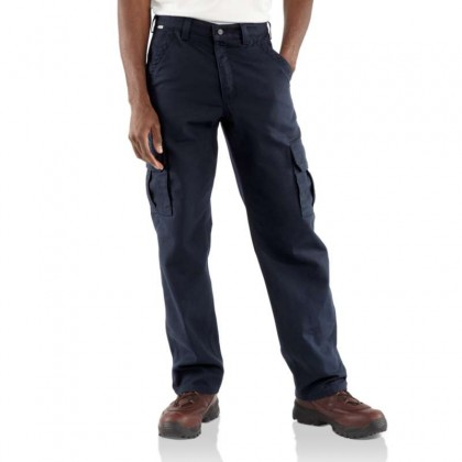 Carhartt FRB240 Flame-Resistant Canvas Cargo Pant