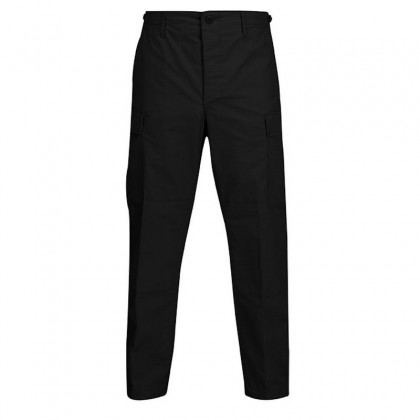 Propper Black Cotton Ripstop BDU Trousers