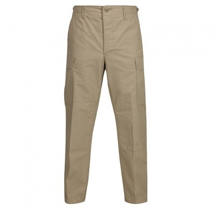 Propper Khaki Cotton Ripstop BDU Trousers